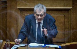 Άσκηση ποινικής δίωξης κατά του Δημήτρη Παπαγγελόπουλου, με 177 «ναι»