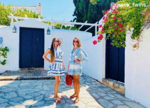 Οι Ελληνικές ομορφιές, η Ελληνική κουλτούρα και ο φυσικός πλούτος της χώρας μας, συναντούν τις greek_twins (video)